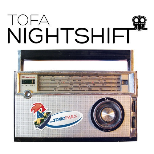 ToFa Nightshift auf Radio X der Podcast