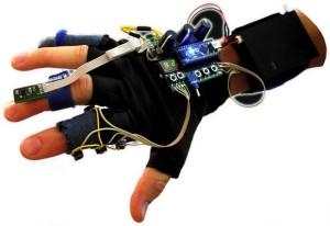 DJ-Handschuh
