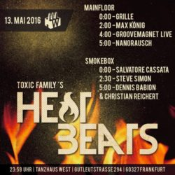 Steve Simon @ Heatbeats