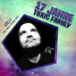 Grille -17Y ToFa & BDay -DJ Set
