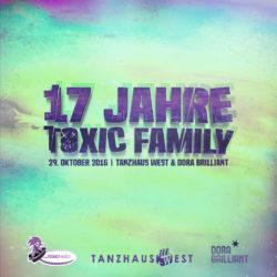 17 Jahre Toxic Family Setsammlung