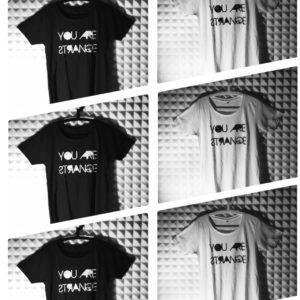 you_are_strange_tshirt