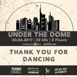 2017-06-02 - Steve Simon | Under the Dome @ Tanzhaus West