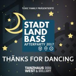 Stadt Land Bass Afterparty 2017 Setsammlung