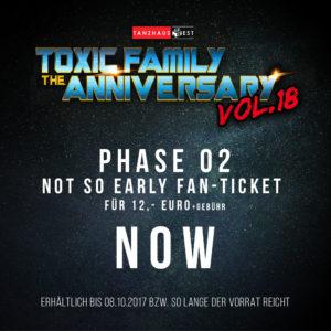 18 Jahre Toxic Family