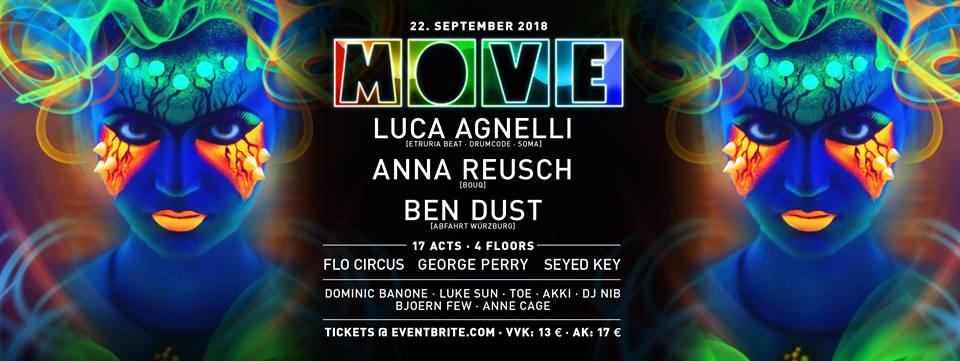MOVE mit Luca Agnelli, Anna Reusch & Ben Dust