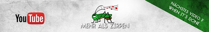 Grille bei Youtube
