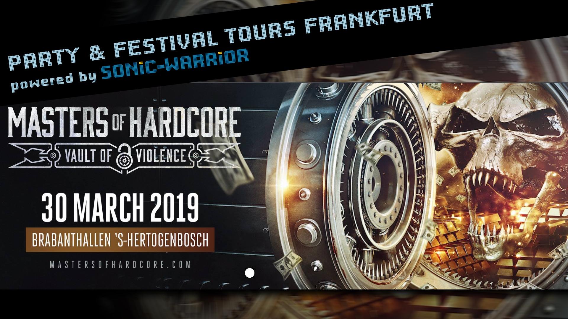 Bus-Tour zur Masters of Hardcore 2019 ab Frankfurt