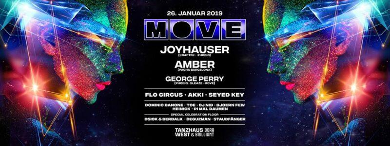 MOVE mit Joyhauser & Amber