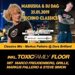 Classics Mix - Markus Palleiro - Dora Brilliant 25.01.2019