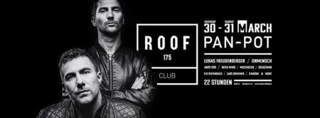 ROOF #020 mit Pan-Pot