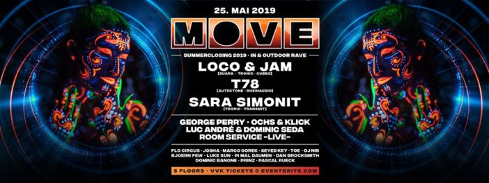 MOVE – Summerclosing 21h Rave