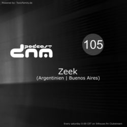 Digital Night Music Podcast 105 mixed by Zeek