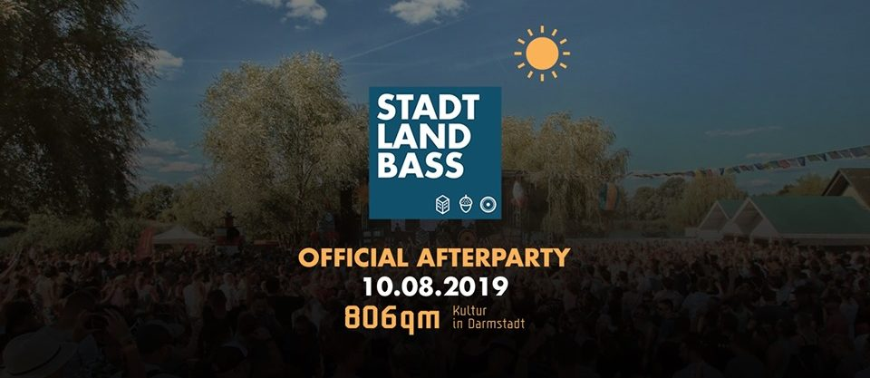 Stadt Land Bass 2019 Afterparty – Darmstadt