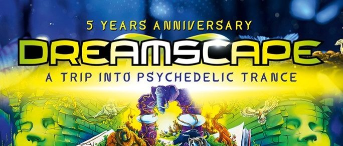 Dreamscape 5 Years Birthday