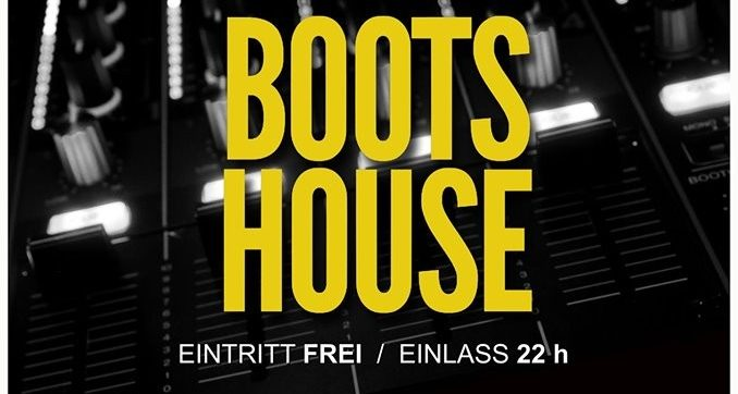 BOOTS HOUSE