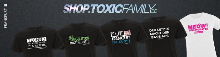 Toxic Family Shop