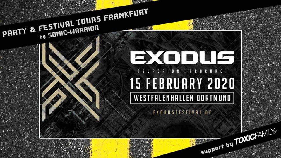 Bus-Tour zur Exodus 2010