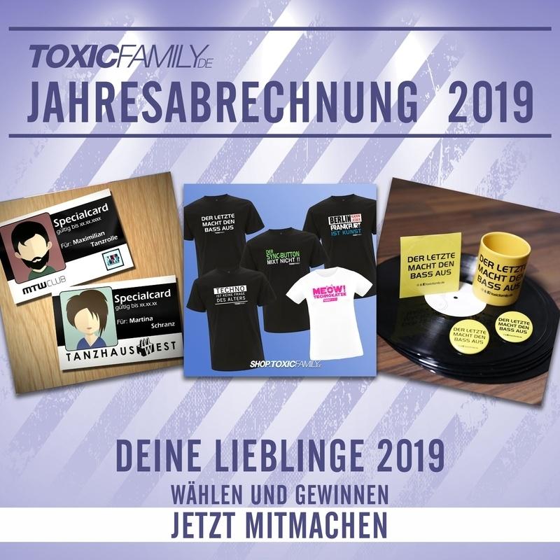 Toxic Family Jahresabrechnung 2019